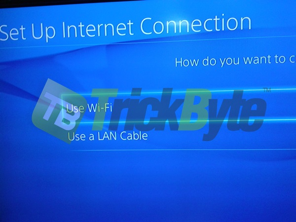 How to set up Trickbyte DNS on Playstation 4 (PS4